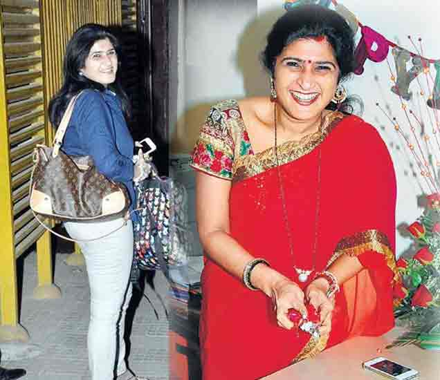 PHOTOS : या आहेत राज ठाकरेंच्या CEO वहिनी,  जिंकली नाही एकही निवडणूक|मुंबई,Mumbai - Divya Marathi