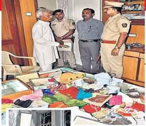 लूट केलेल्या अपार्टमेंटशेजारीच दुसऱ्या दिवशीही धाडसी दरोडा औरंगाबाद,Aurangabad - Divya Marathi