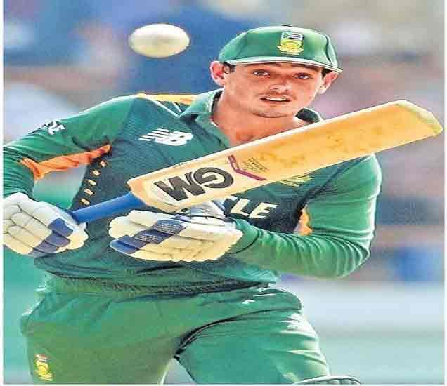 तिसरा वनडे : टीम इंडियाचा पुन्हा पराभव, द. आफ्रिकेचा भारतावर १८ धावांनी विजय|स्पोर्ट्स,Sports - Divya Marathi