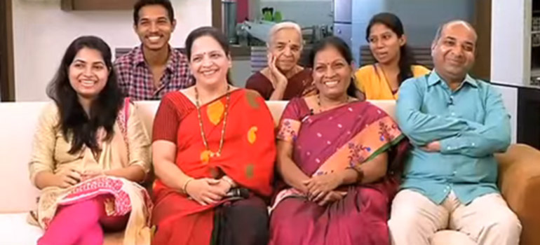 अजिंक्य रहाणे \'होम मिनिस्टर\'च्या पीचवर, म्हणाला, \'..राधिकाला पाहून पडली माझी विकेट\'|मराठी सिनेकट्टा,Marathi Cinema - Divya Marathi