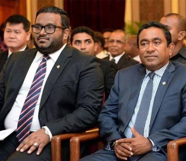 मालदीव : राष्ट्राध्यक्षांच्या हत्येचा कट रचल्याच्या आरोपात उपराष्ट्राध्यक्ष अटकेत विदेश,International - Divya Marathi