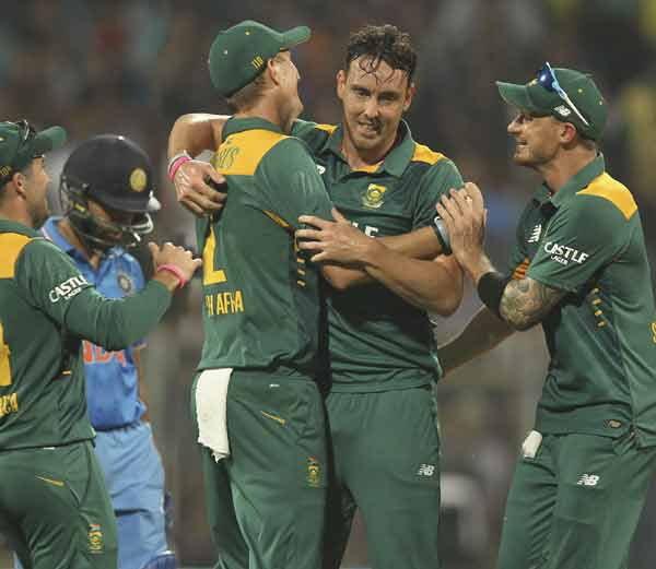 टीम इंडियाचा दुसरा सर्वात मोठा पराभव, मालिका दक्षिण आफ्रिकेच्या खिशात!|स्पोर्ट्स,Sports - Divya Marathi