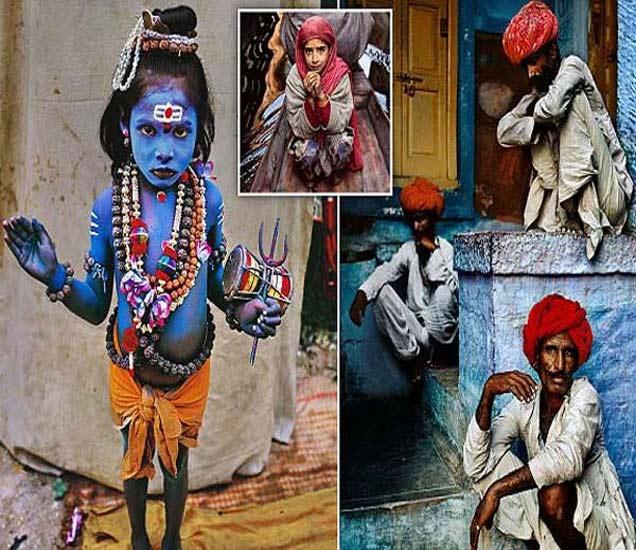 अमेरिकन फोटोग्राफरच्या नजरेतून पाहा, कसे आहे भारतीय लोकांचे LIFE|देश,National - Divya Marathi