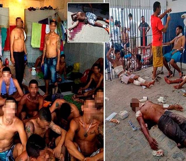 Photos: या तुरुंगात कैदी गाजवतात हुकूम, टॅक्स न भरल्यास करतात गँगरेप-मर्डर| - Divya Marathi
