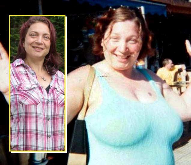 जिम, डाएट सोडा या महिलेने अजब उपाय वापरून घटवले 64 किलो वजन|विदेश,International - Divya Marathi