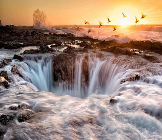 जगातील हे सुंदर ठिकाणे पाहुन तुमचा डोळ्यांवर विश्वास बसणार नाही...| - Divya Marathi