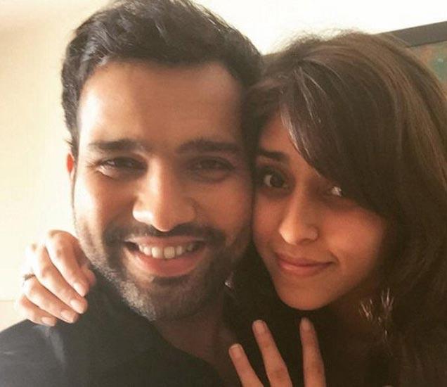भज्जीनंतर आता रोहित चढणार बोहल्यावर, 13 डिसेंबरला करणार रितिकाशी लग्न|स्पोर्ट्स,Sports - Divya Marathi