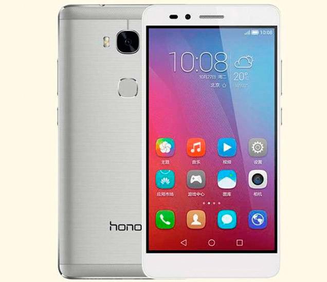 Huawei चा फिंगरप्रिंट स्कॅनरसह Honor 5X स्मार्टफोन लॉन्च, जाणून घ्या फीचर्स...|बिझनेस,Business - Divya Marathi
