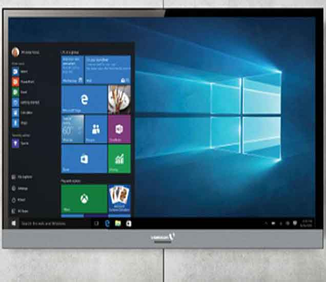 Videocon कंपनीने लॉन्च केला विंडोज 10 LED TV, किंमत 39,990 रूपयांपासून सुरू|बिझनेस,Business - Divya Marathi