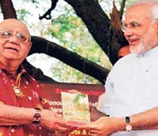 ज्योतिष बेजान दारूवाला यांचा दावा, मी पाहिल्या पंतप्रधान मोदी यांच्या हस्तरेषा|देश,National - Divya Marathi