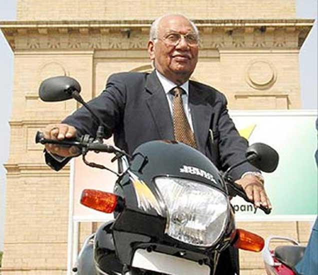 हे आहेत देशातील सर्वात वयोवृद्ध श्रीमंत बिझनेसमन, कोटींमध्ये घेत होते सॅलरी बिझनेस,Business - Divya Marathi
