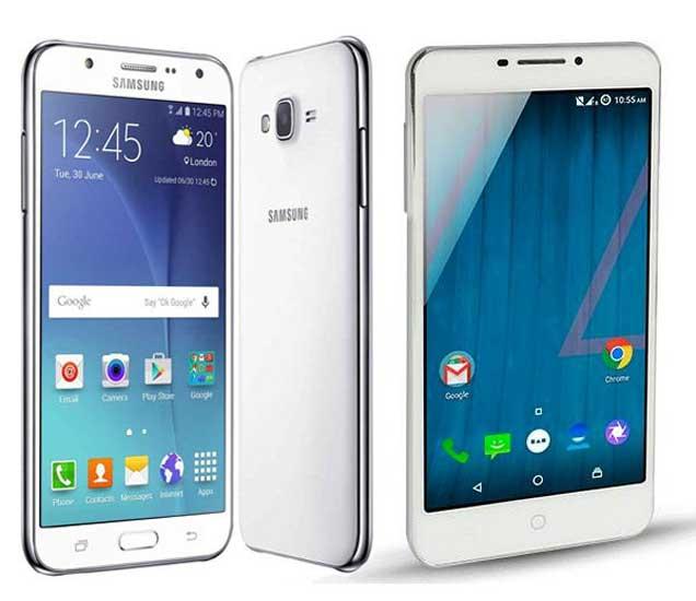 Samsung Galaxy J7 - Divya Marathi