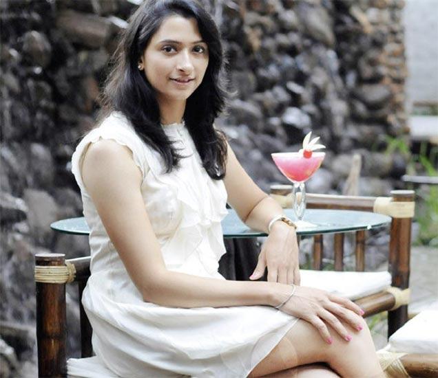 बॉलीवुड अॅक्ट्रेस दीपिका पादुकोणची बहिणी अनिशा पादुकोण (फाइल फोटो). - Divya Marathi