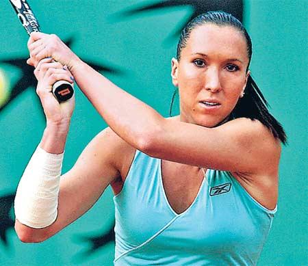 इंडियन टेनिस लीग : सर्बियाची जेलेना याेकाेविक नागपूरच्या आॅरेंजर्स संघात|स्पोर्ट्स,Sports - Divya Marathi