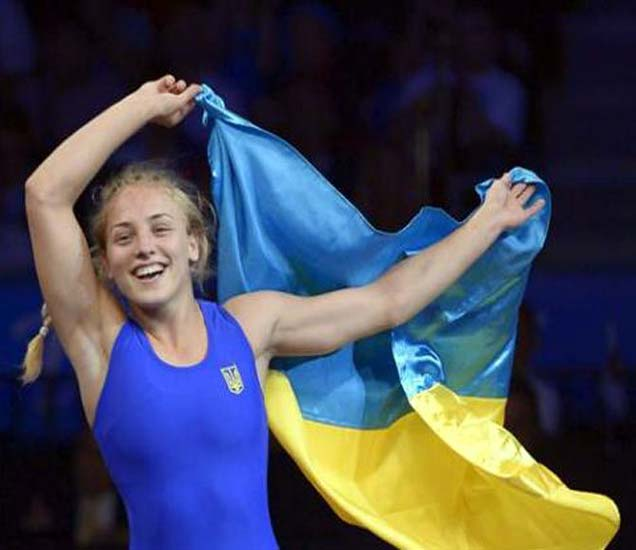 कुस्ती लीग: यूक्रेन-बेलारूसची महिला पैलवान ठरली आहे सुशील-योगेश्वरपेक्षाही महागडी|स्पोर्ट्स,Sports - Divya Marathi