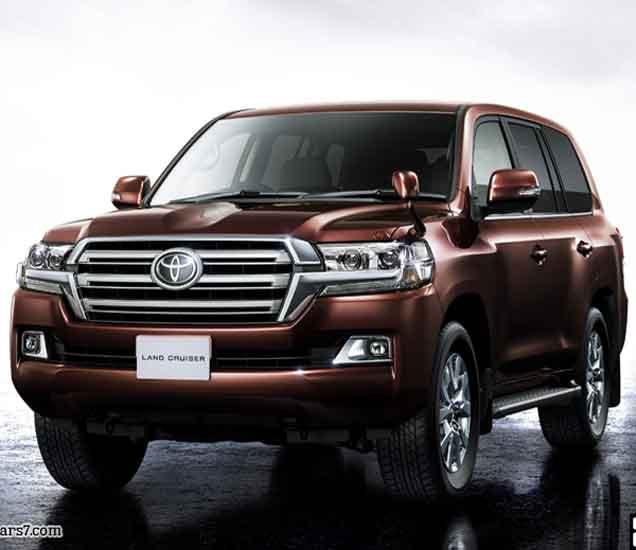 \'Toyota Land Cruiser 200\' कार भारतात लॉन्च, किंमत 1.29 कोटी|ऑटो,Auto - Divya Marathi