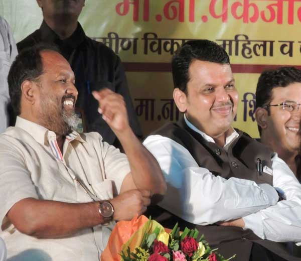 CM दिल्लीत: दिवाळीनंतर फडणवीस सरकारचा विस्तार; महादेव जानकरांना संधी|मुंबई,Mumbai - Divya Marathi
