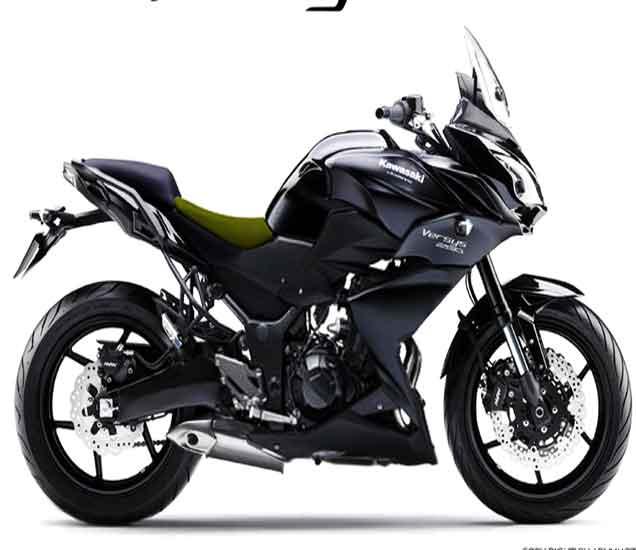 Kawasaki ची ही आहे आकर्षक small displacement बाइक, डिसेंबरमध्ये होणार लॉन्च|ऑटो,Auto - Divya Marathi