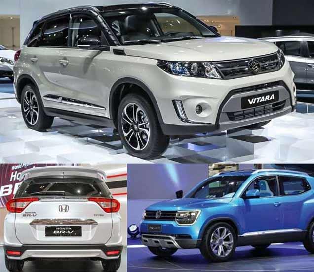 Maruti Vitara सह लवकरच लॉन्च होतील या चार एसयुव्ही कार, वाचा फीचर्स ऑटो,Auto - Divya Marathi
