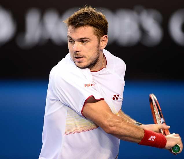 पॅरिस मास्टर्स टेनिस स्पर्धा : वावरिंका, डेव्हिड फेररची तिसऱ्या फेरीत धडक|स्पोर्ट्स,Sports - Divya Marathi