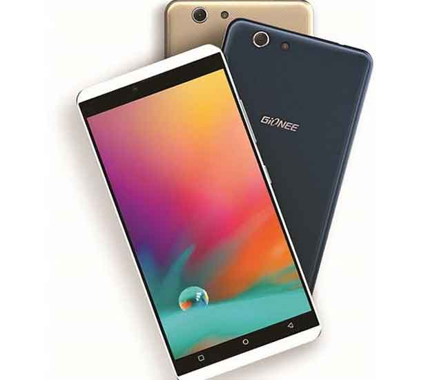 Gionee चा  S Plus स्मार्टफोन लॉन्च : कॅमेरा 13 मेगापिक्सल, जाणून घ्या फीचर्स|बिझनेस,Business - Divya Marathi
