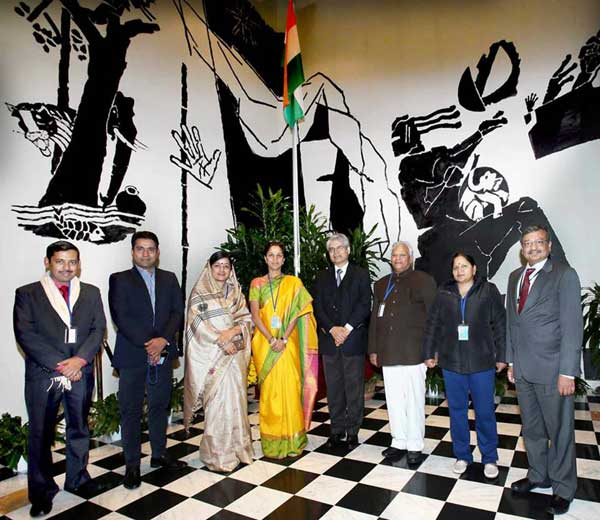 सुप्रिया सुळेंचे संयुक्त राष्ट्रात भाषण, कृषी व अन्नसुरक्षेबाबत मांडली देशाची भूमिका मुंबई,Mumbai - Divya Marathi