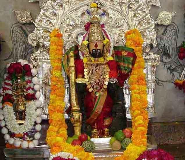 कोल्हापुर लक्ष्मी मंदिर: येथे सूर्य किरणे करतात देवीची पूजा...|धर्म,Dharm - Divya Marathi