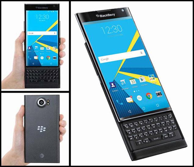 BlackBerry चा पहिला अँड्रॉइड स्मार्टफोन लॉन्च, 2TB मेमरी, जाणून घ्या फीचर्स...|बिझनेस,Business - Divya Marathi