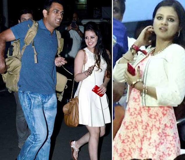 धोनी-साक्षी गोव्यात झाले रिलॅक्स, टि्वटरवर शेअर झाले PHOTO स्पोर्ट्स,Sports - Divya Marathi