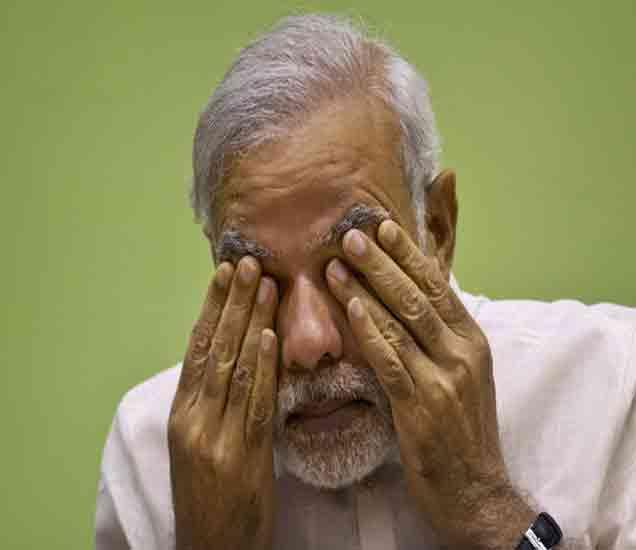 ब्रिटीश मीडियाने म्हटले - PM मोदींच्या UK दौऱ्यावर बिहार पराभवाचे सावट|विदेश,International - Divya Marathi