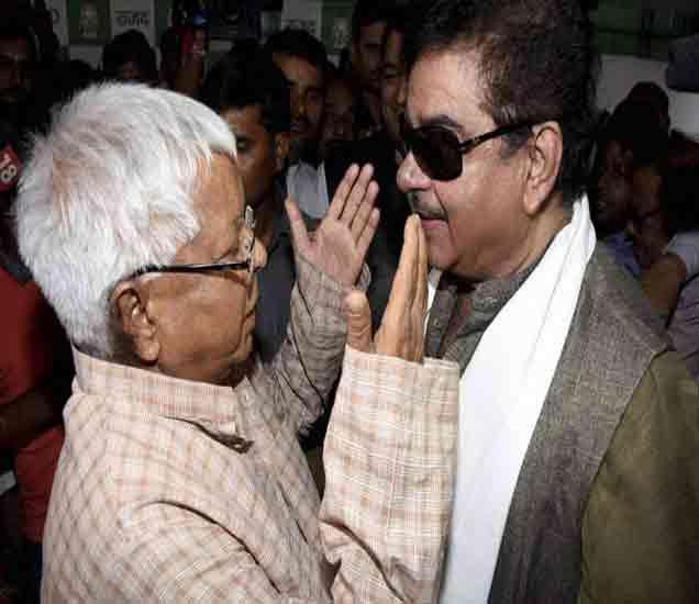 बिहारवरुन BJPमध्ये कलह: शत्रुघ्न म्हणाले, हाथी चले बिहार... भौंके हजार...!|देश,National - Divya Marathi
