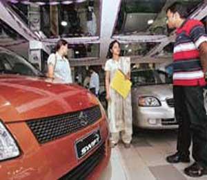 सणांमुळे कार विक्रीत 22 टक्क्यांची वाढ ऑटो,Auto - Divya Marathi
