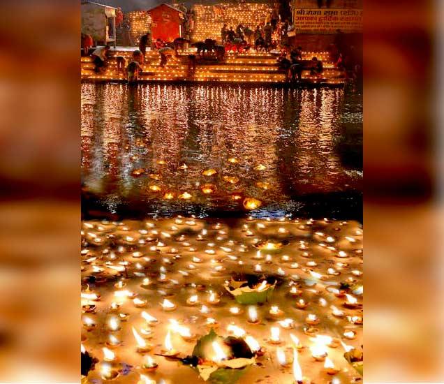वाराणसी ते पणजी, जाणून घ्या देशातील 7 शहरांमधील प्रसिद्ध दीपोत्सवाबाबत|देश,National - Divya Marathi