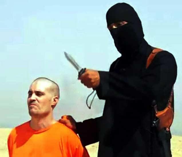 शीर कापणारा ISIS चा दहशतवादी जेहादी जॉनवर हवाई हल्ला, मारल्याचा दावा विदेश,International - Divya Marathi