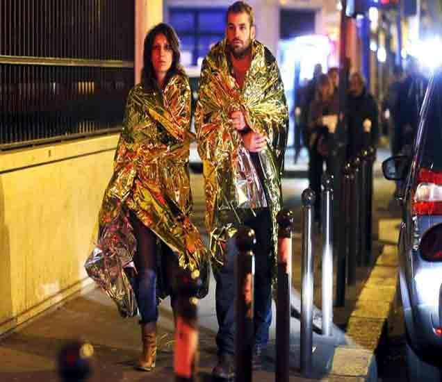 पॅरिस अटॅक: ISIS समर्थकांचे सोशल साइटवर सेलिब्रेशन, ट्रेडिंगमध्ये अरबी हॅशटॅग|देश,National - Divya Marathi