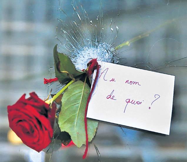 पॅरिस हल्ला: सकाळी हल्ला परतवण्याचा सराव, रात्री ५० जखमींचे वाचवले प्राण|विदेश,International - Divya Marathi
