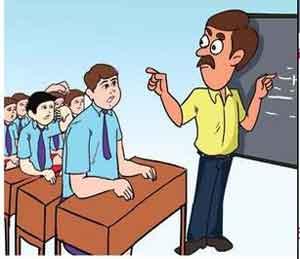 २४ तासांमधून १६ तास शाळा चालवायची कशी? शिक्षक संघटनांचा शासनाला सवाल|जळगाव,Jalgaon - Divya Marathi