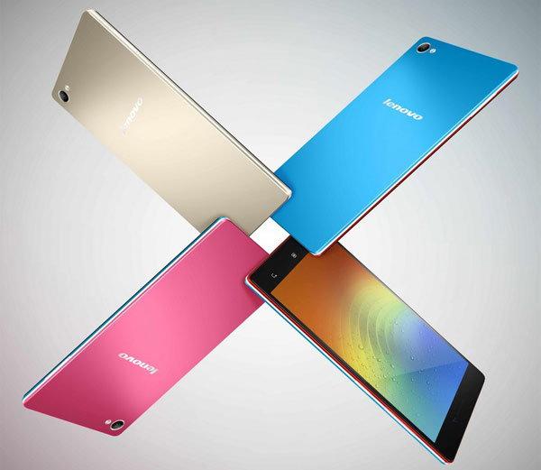 Lenovo Vibe X3 स्मार्टफोन - Divya Marathi