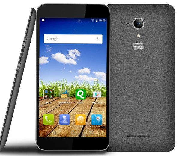 Micromax चा लेटेस्ट Canvas Amaze स्मार्टफोन लॉन्च, जाणून घ्या फीचर्स...|बिझनेस,Business - Divya Marathi