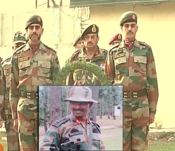 कर्नल महाडिक शहीद, वाचा चित्तथरारक चकमक, धोनीला शिकवले पॅराग्लायडिंग|कोल्हापूर,Kolhapur - Divya Marathi
