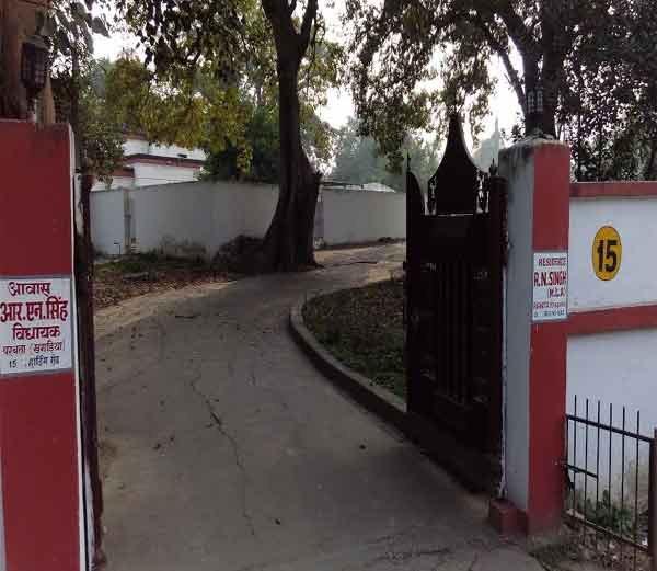 नितीश सरकारमधील आमदारांची दबंगाई, RJD-JDUचा सरकारी बंगल्यावर कब्जा|देश,National - Divya Marathi