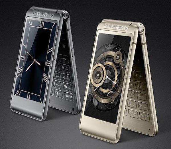 Samsung W2016 स्मार्टफोन - Divya Marathi