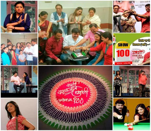 तेजश्री-प्रशांतच्या नाटकाने मारली Century, प्रशांत दामलेंना दिनानाथ मंगेशकर पुरस्कार|मराठी सिनेकट्टा,Marathi Cinema - Divya Marathi