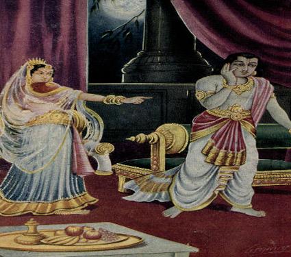 अर्जुनाच्या कोणत्या गोष्टीमुळे सर्वात सुंदर अप्सरेने दिला होता नपुंसकतेचा शाप|धर्म,Dharm - Divya Marathi