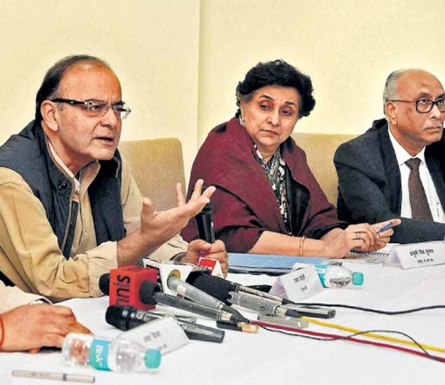 कर्ज न फेडणाऱ्यांच्या विरोधात बँकांना पूर्ण स्वातंत्र्य : अर्थमंत्री अरुण जेटली बिझनेस,Business - Divya Marathi