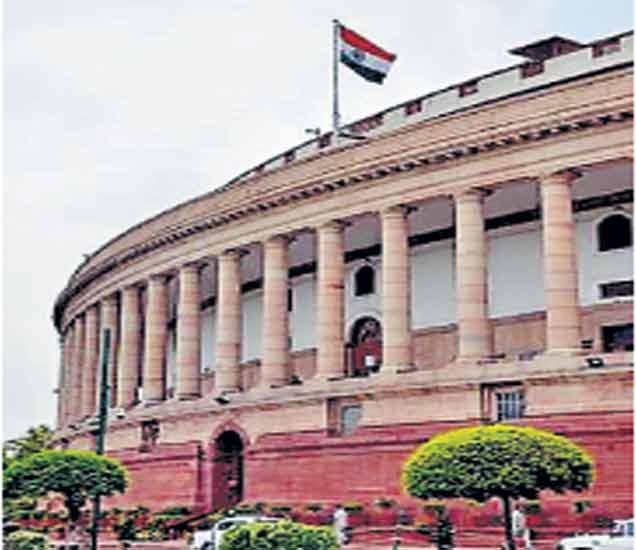 हिवाळी अधिवेशन: असहिष्णुता, जीएसटी मुद्दे सरकारसाठी कसोटीचे|देश,National - Divya Marathi