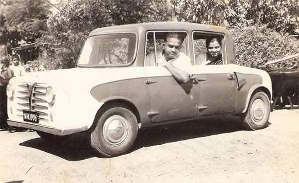 Nano पेक्षा छोटी होती Meera, बनू शकली नाही देशाची कार; किंमत 12 हजार|ऑटो,Auto - Divya Marathi