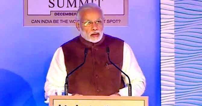 मोदी म्हणाले - संसद सुरु असल्याने आनंदी आहे, याचे क्रेडिट सर्वांना|देश,National - Divya Marathi