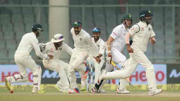 द. आफ्रिकेविरुद्ध भारताचा  \'विराट\' विजय, भारत क्रमवारीत दुसऱ्या स्थानी|स्पोर्ट्स,Sports - Divya Marathi