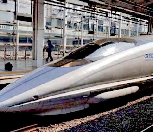 जपानच्या पंतप्रधानांच्या दौऱ्यात मिळणार पहली बुलेट ट्रेन, कराराची शक्यता|देश,National - Divya Marathi